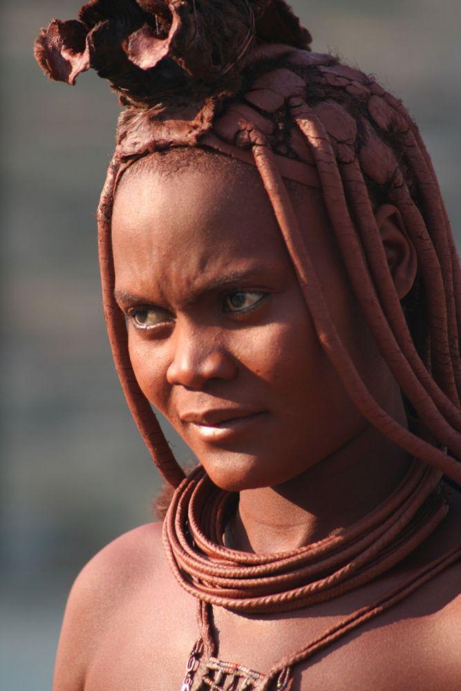 Donna Himba - Namibia