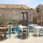 Donna Nina, il piccolo ristorante di Marzamemi