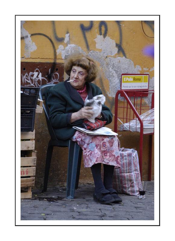 Donna Trastevere 3