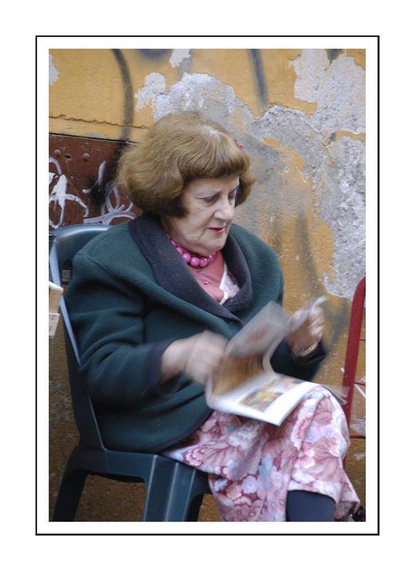 Donna Trastevere 5