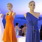 Donne a Santorini