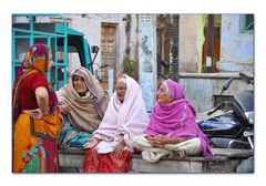 donne d'India