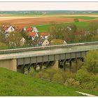 Donnerstag mit Durchblick- Kanalbrücke Lohgraben