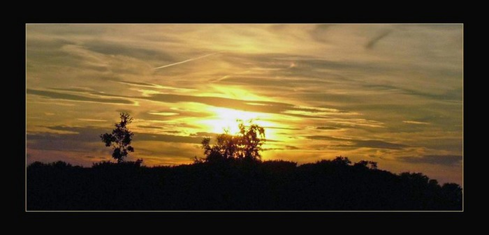 Don´t let the Sun go down...