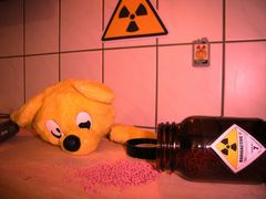 Don't play with dangerous substances