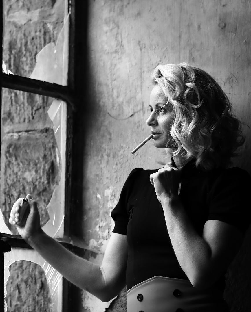 ... don't smoke ...