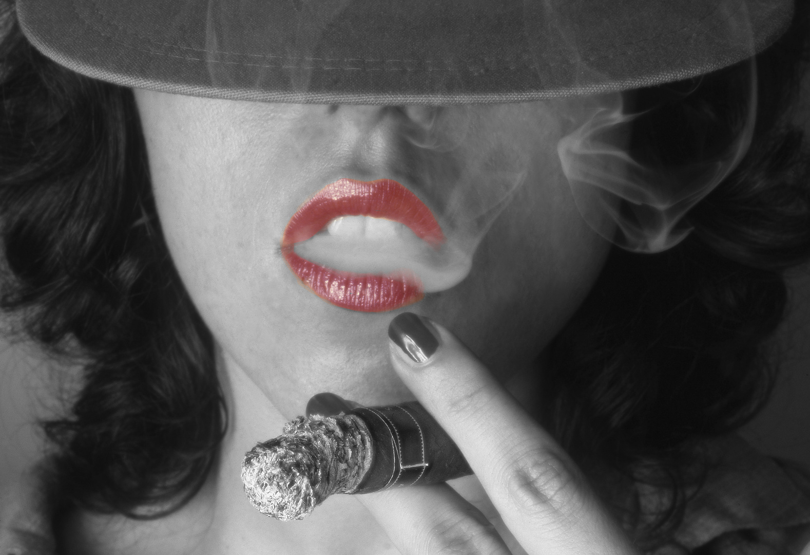 Don't smoke it