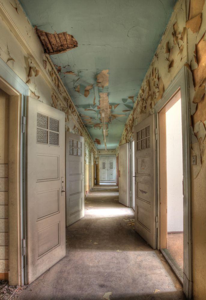 Doors in 3rd  floor --- HDR