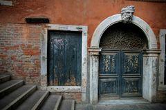 Doors in Venice