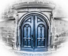 Doors to heaven ?