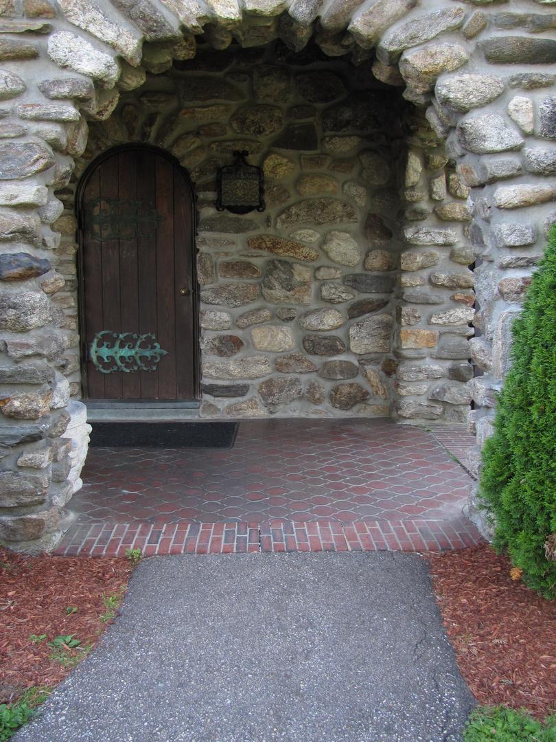 Doorway to Gods' house