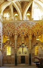 Doppelbögen der Mezquita