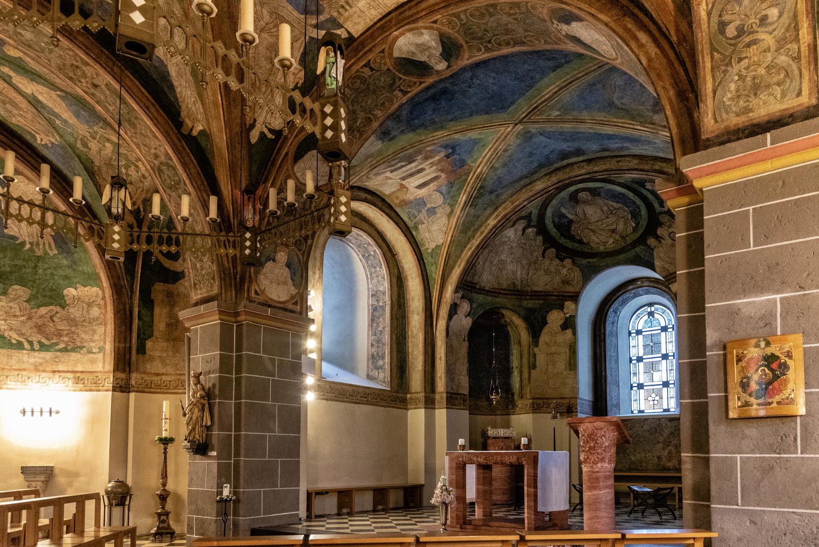Doppelkirche Schwarzrheindorf - St. Clemens (2)