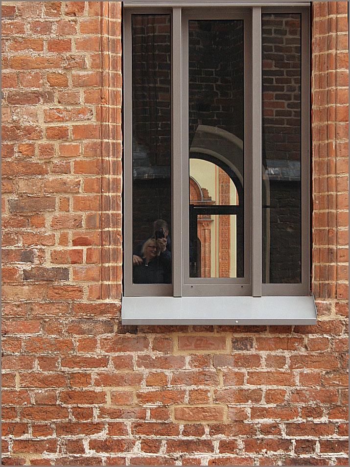 Doppelportrait in Wismar