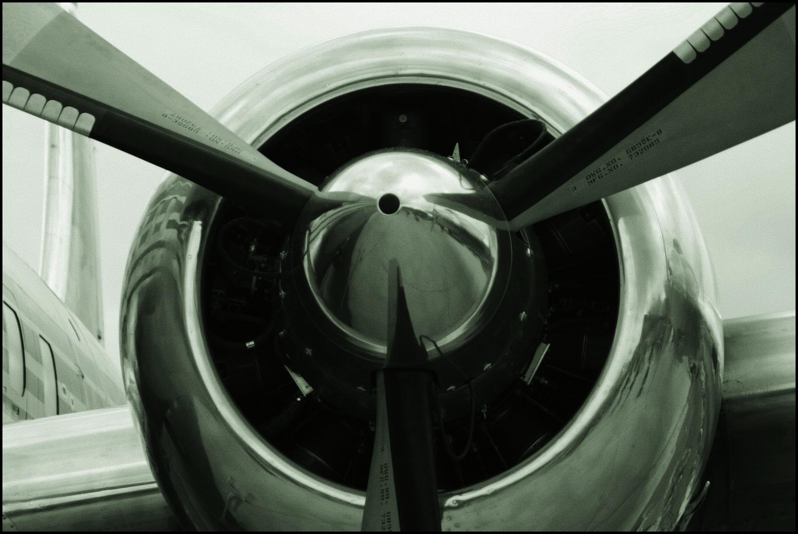 Doppelsternmotor Pratt & Whitney R-2800