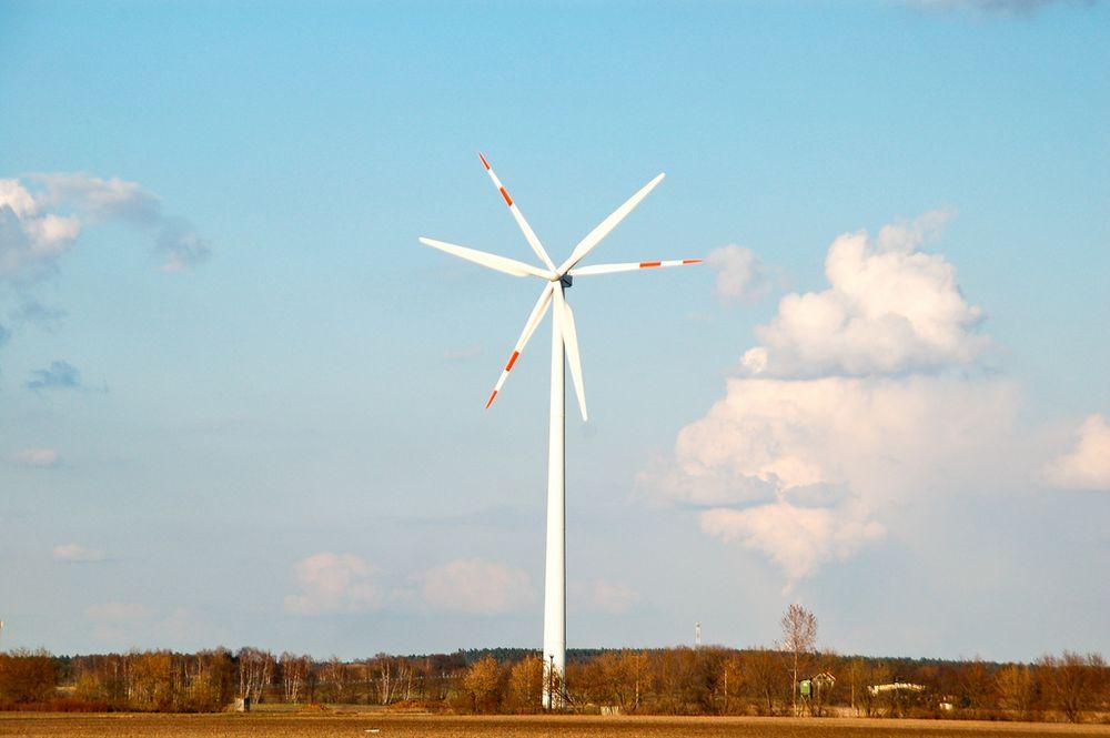 Doppelte Windkraft