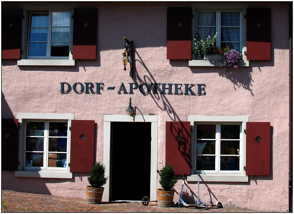 ... Dorf-Apotheke ...