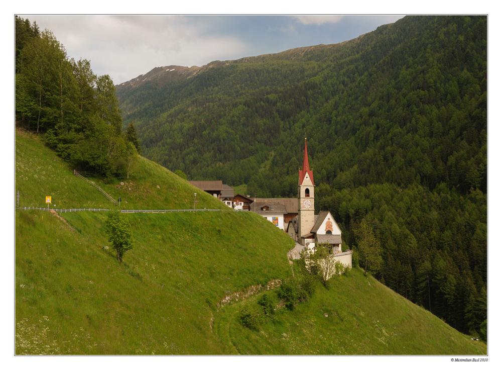 Dorf-Idylle