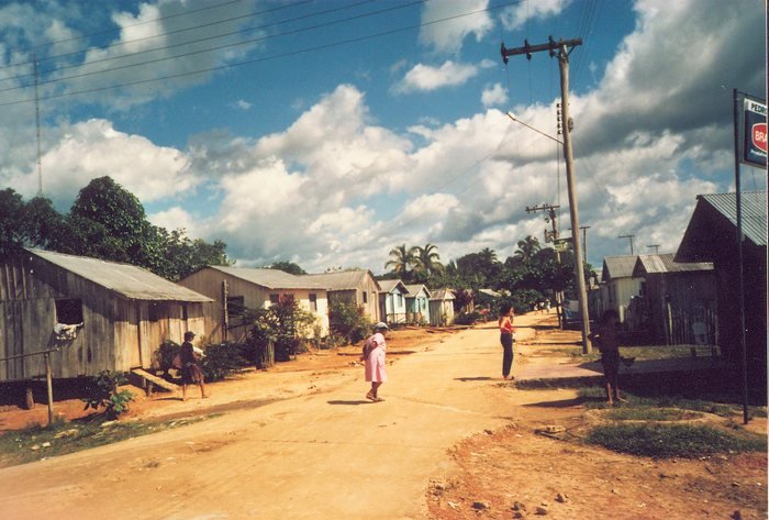 Dorf im Amazonas /aldeia no amazonas
