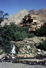 Dorf in Afghanistan 1971