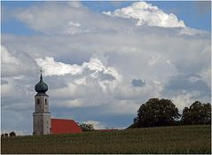 Dorf in Oberbayern 3