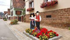Dorf Nordvogesen