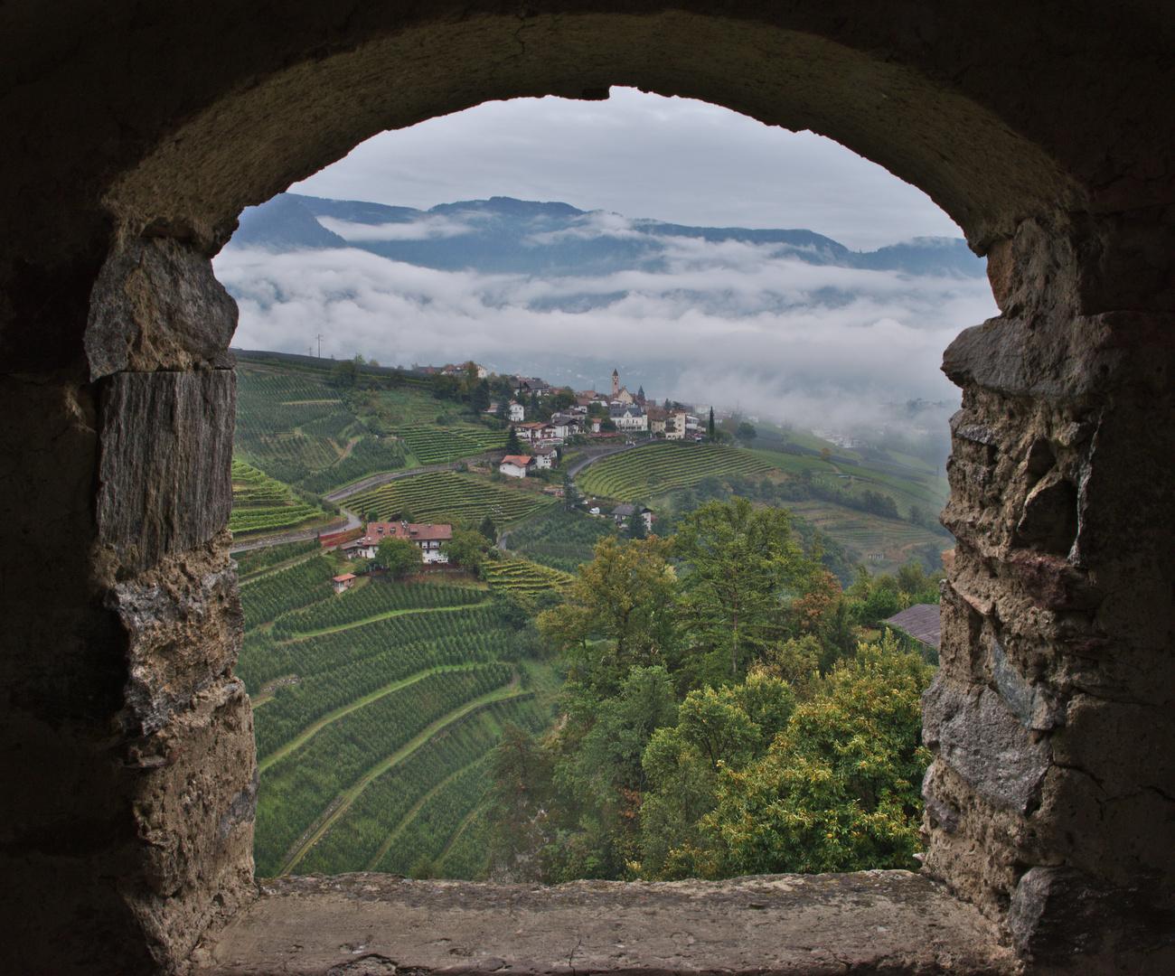 Dorf Tirol bei Meran