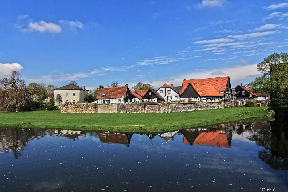 Dorf Westerholt