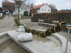 Dorfbrunnen in Solar 2