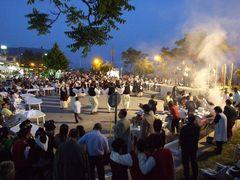 Dorffest in Ouranóupoli