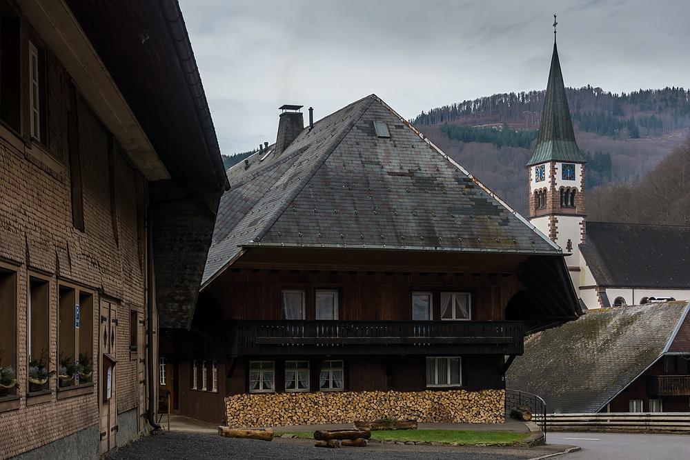 "Dorfgasthaus ""das Rössle"""