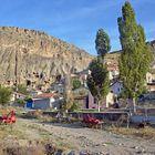 Dorfidylle in Kappadokien