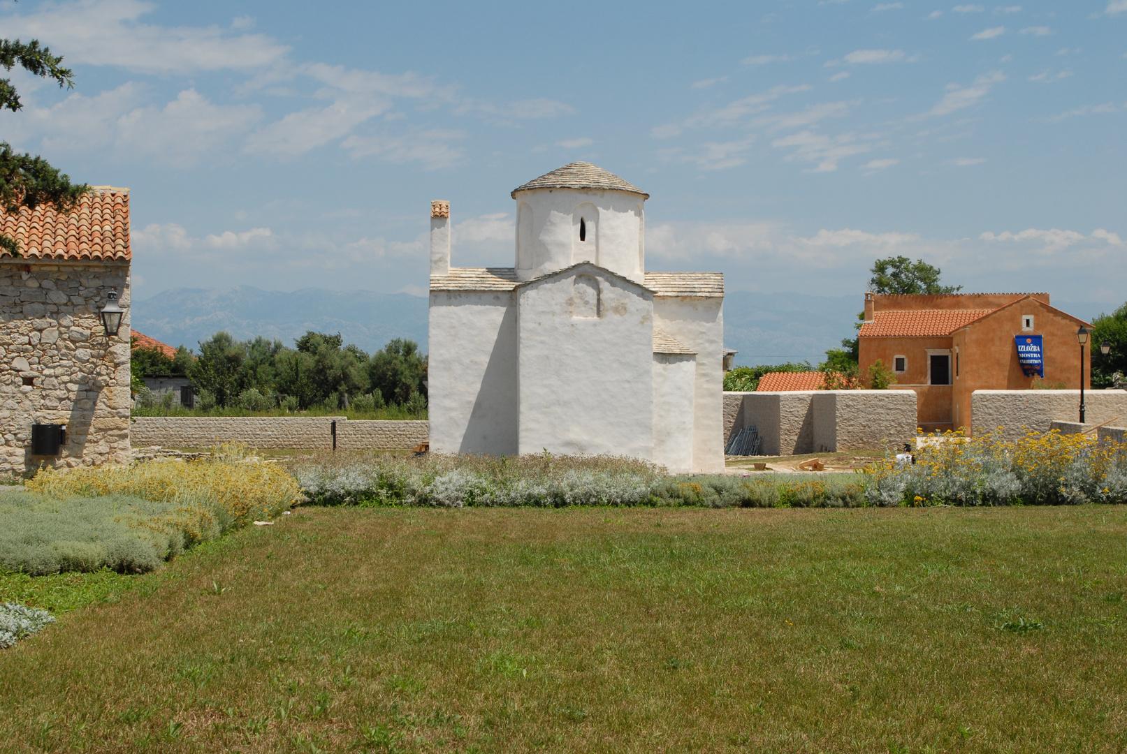 Dorfkirche 1 Kroatien