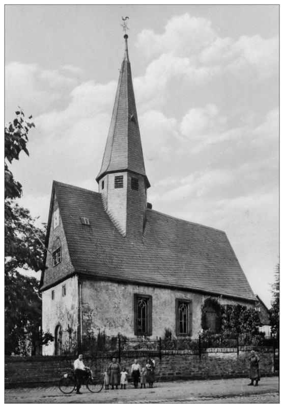 Dorfkirche 1937