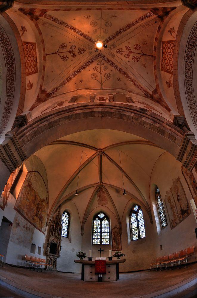 Dorfkirche Bochum-Stiepel .