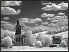 Dorfkirche in der Sächsischen Schweiz