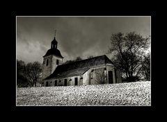 Dorfkirche in Friemersheim