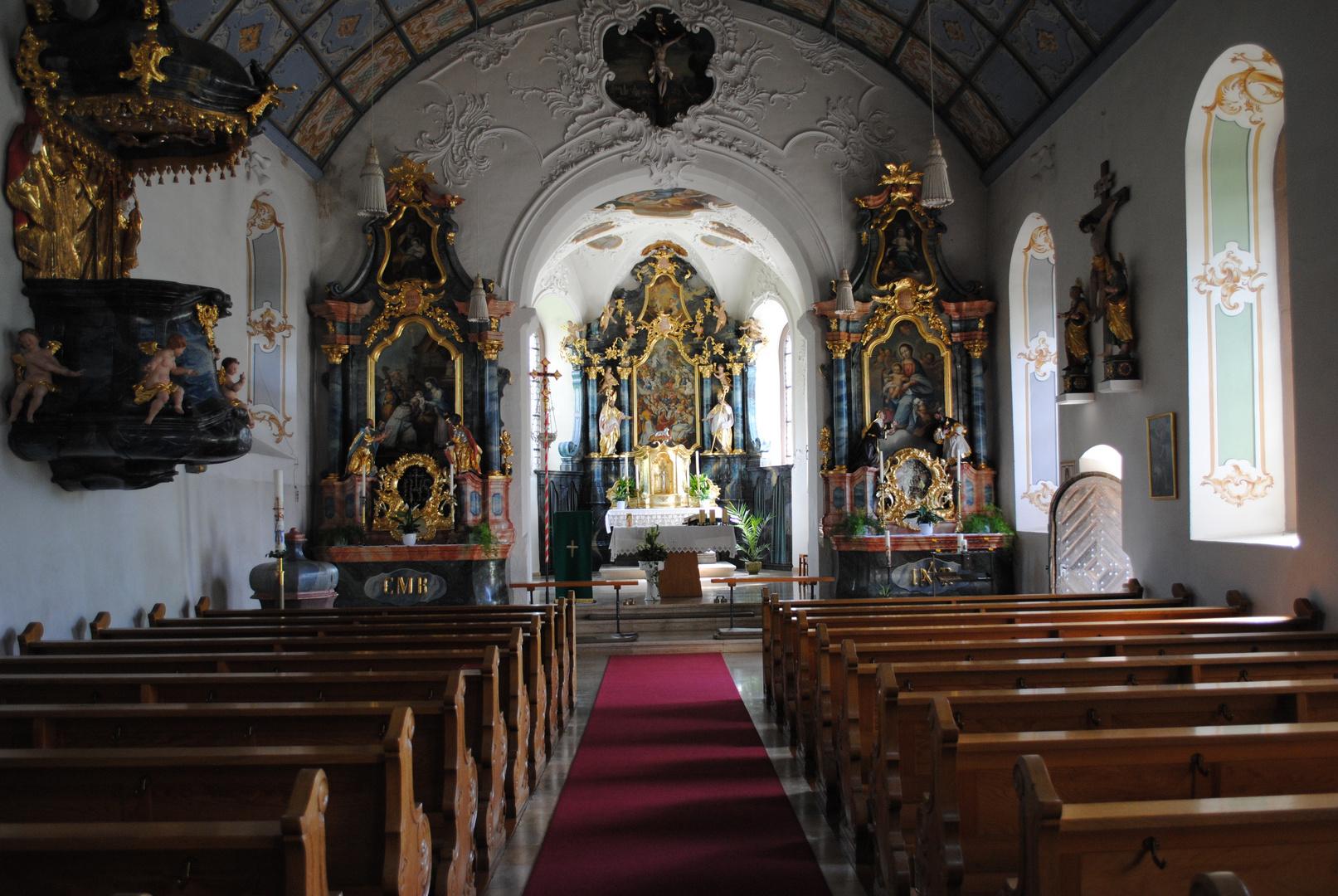 Dorfkirche in Urach