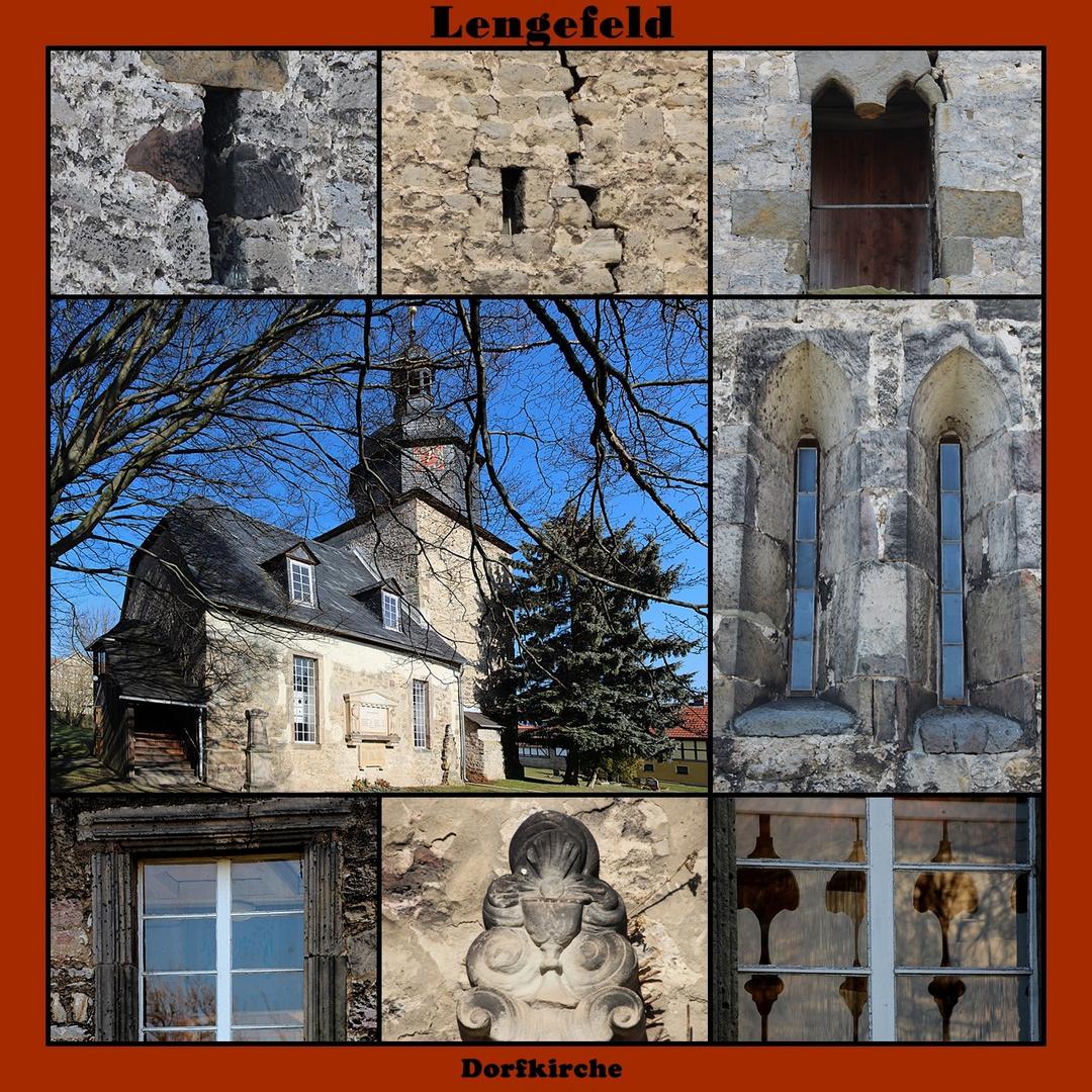 Dorfkirche Lengefeld