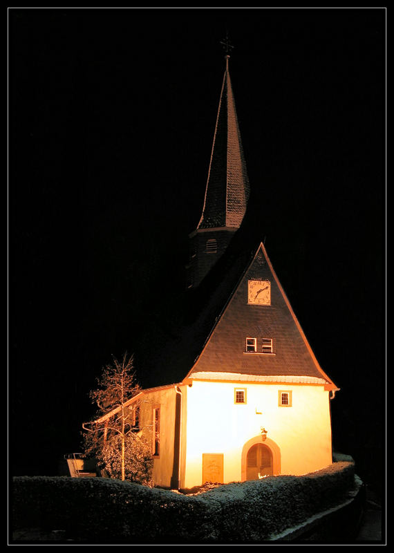 Dorfkirche (reloaded)