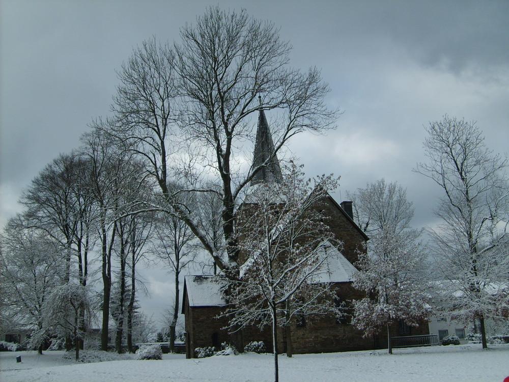 Dorfkirche Wiblingwerde