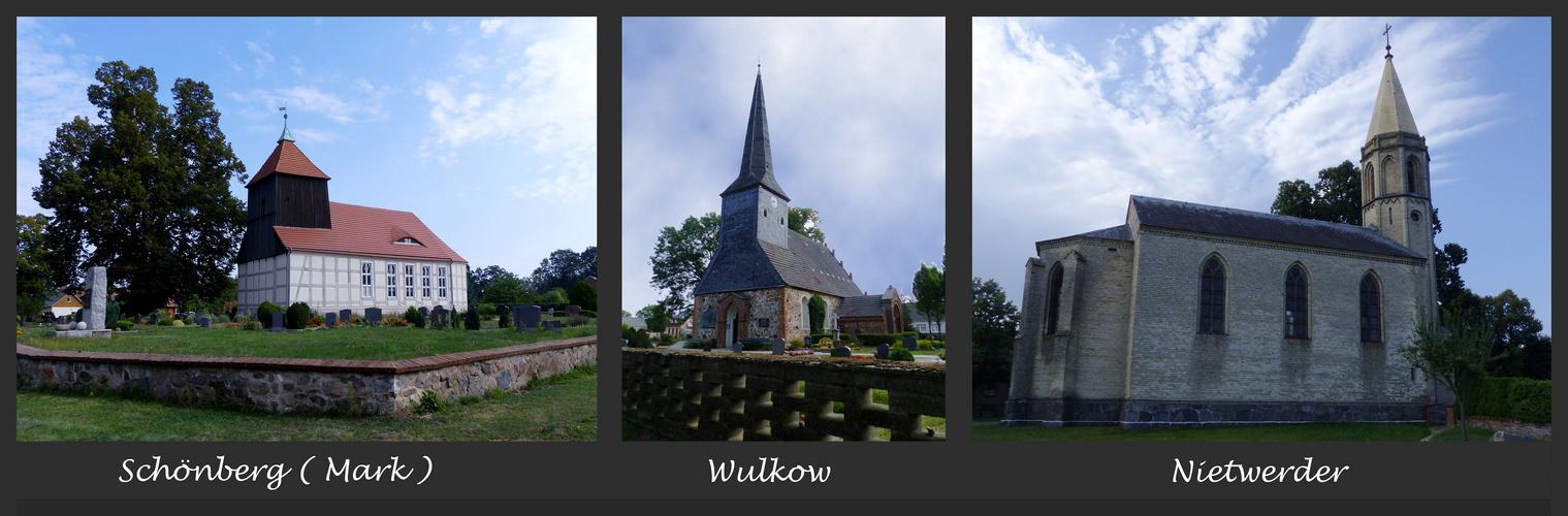 Dorfkirchen aus dem...