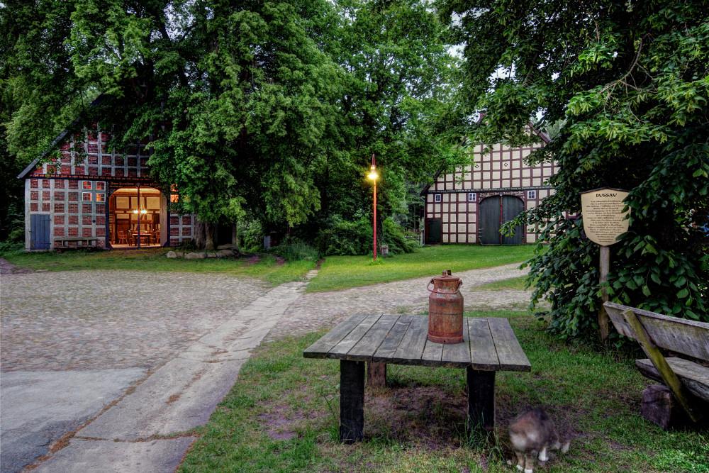 Dorfplatz Bussau