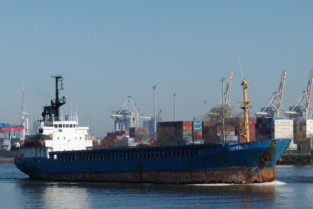 Doris T   -   General Cargo