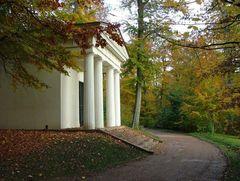 Dorischer Tempel im Gothaer Park