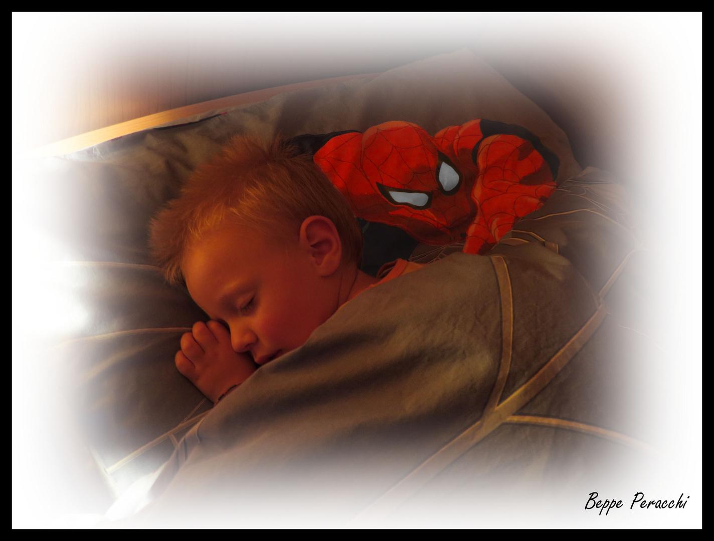 Dormi tranquillo piccolo...