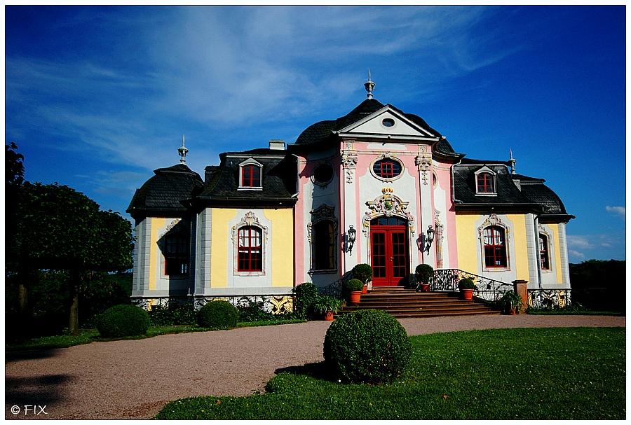 Dornburger Rokokoschloss