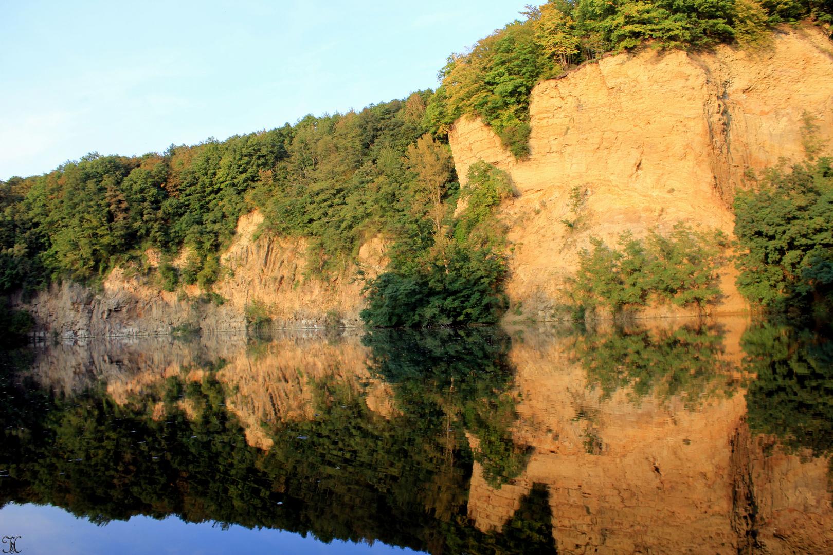 Dornheckensee Foto & Bild | deutschland, europe, nordrhein