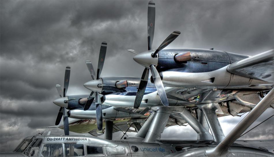 Dornier Do-24 ATT - Amphibian