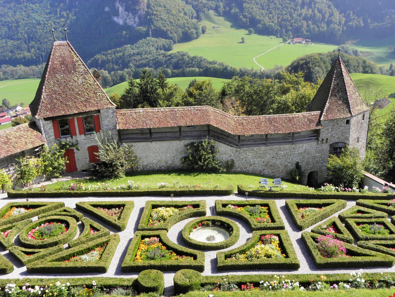 Dornröschen's Garten